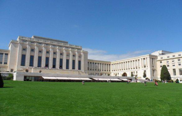 Palata Lige Naroda, izvedeno stanje