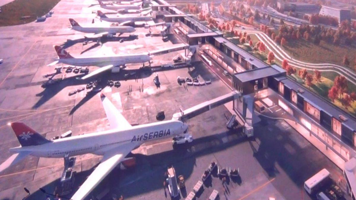 Kako će izgledati dogradnja Aerodroma Nikola Tesla