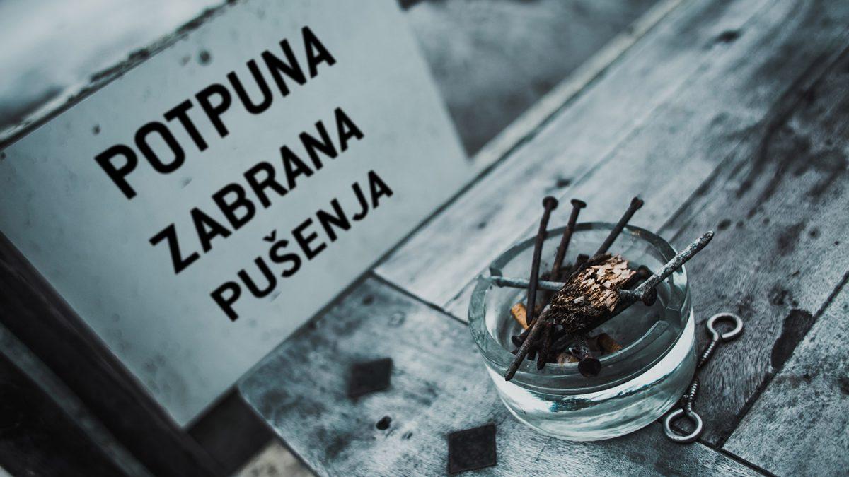 Zabranjeno pušenje – Budućnost ima prednost