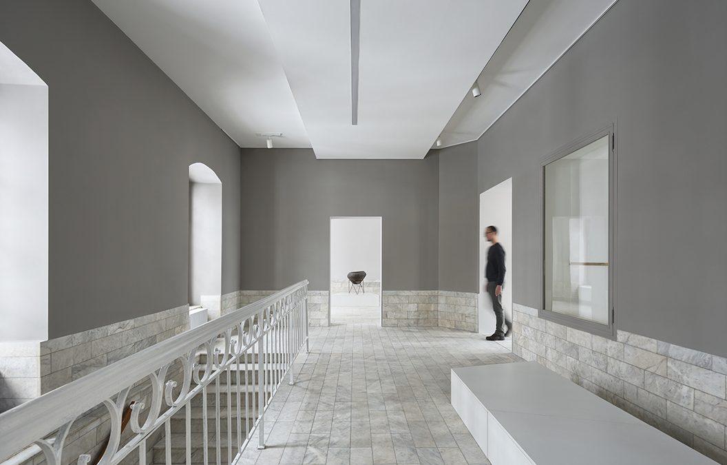 Adaptacija izložbenog prostora Narodnog Muzeja u Smederevskoj Palanci