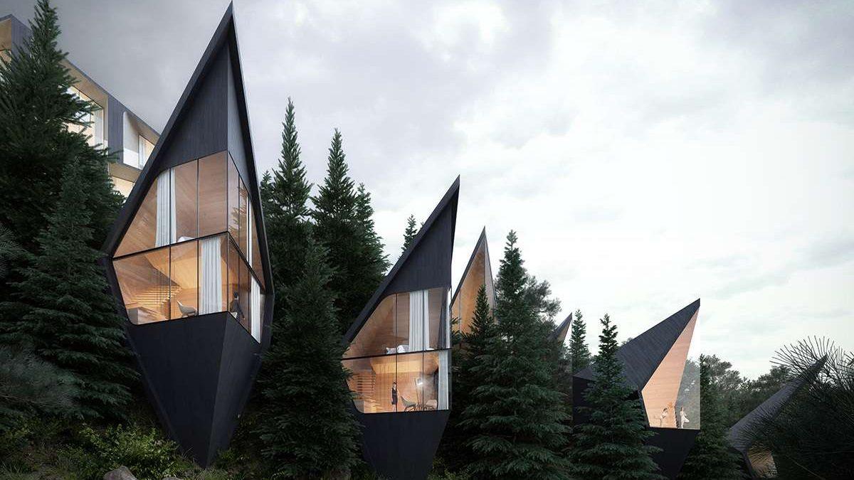 Ovako izgledaju kućice na drvetu kada ih osmisle Italijani