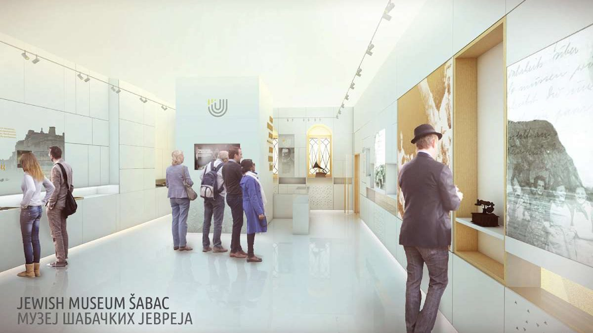 Šabačka sinagoga kao odličan primer obnove kulturnog nasleđa u Srbiji