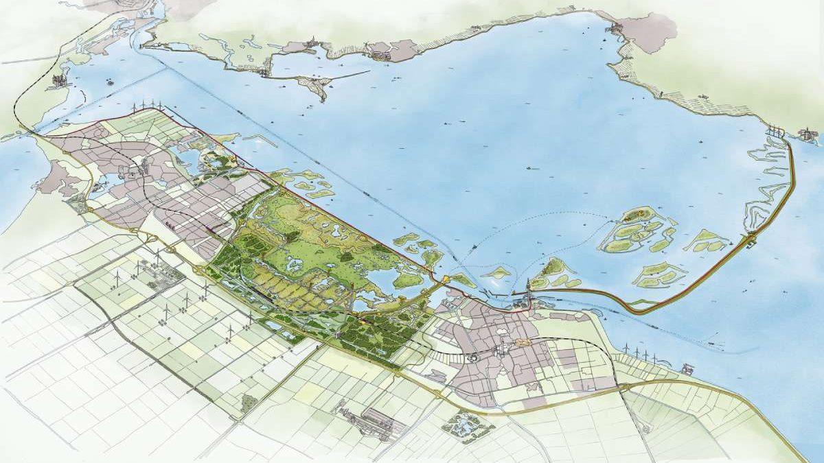 Holandija će imati najveći veštački park prirode
