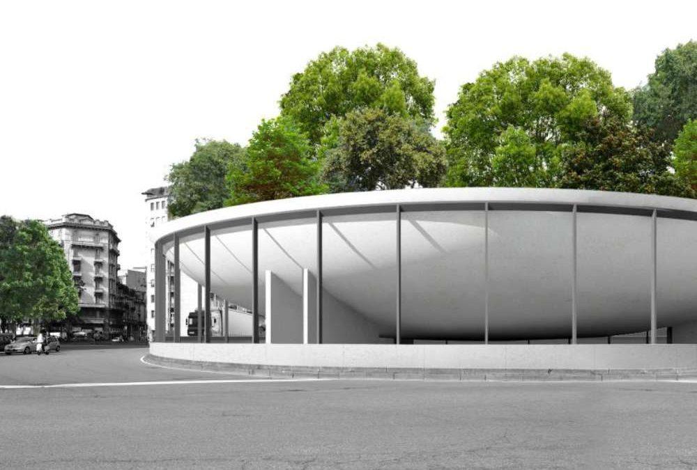 Viseći vrt unutar urbanog tkiva Milana?