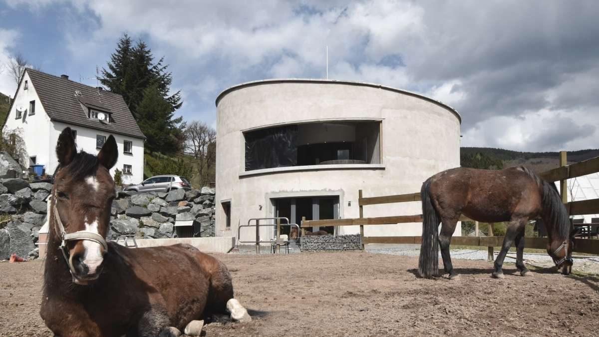 U prizemlju ove porodične kuće u Nemačkoj proizvodi se biogas