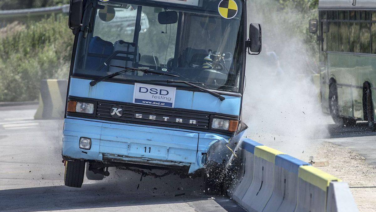 Neuništive betonske barijere za dodatnu bezbednost u saobraćaju