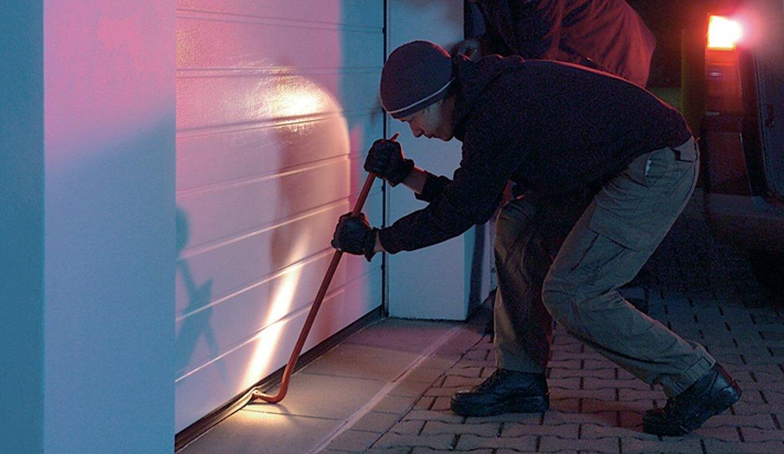 Ovim garažnim vratima provalnici ne mogu ništa