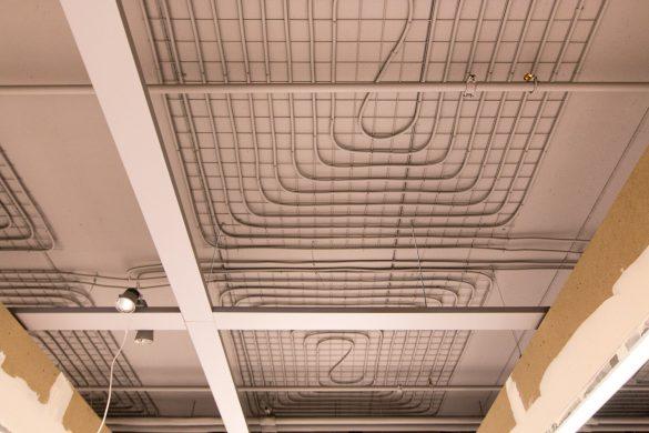 Jedan panel je veličine 2x2,5 metara i korisiti 50l vode; Foto: Igor Conić