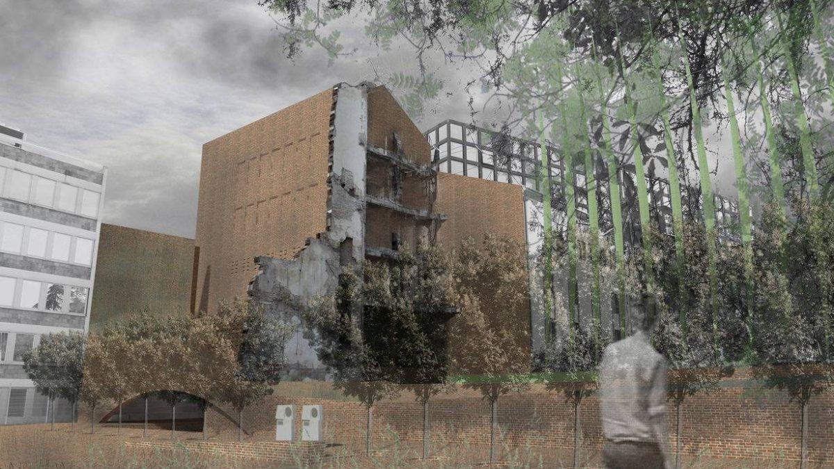 Estetika ruševine: Memorijal zgrade RTS-a