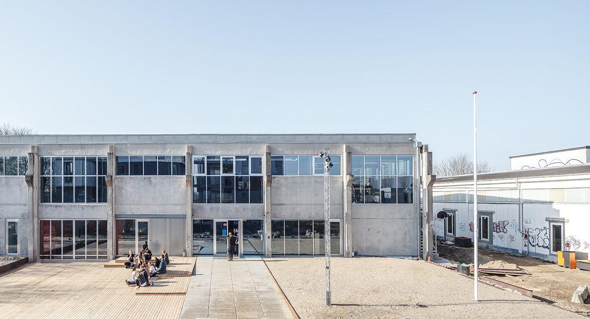 Rok festival otvara školu u bivšoj fabrici betona po projektu čuvenog MVRDV