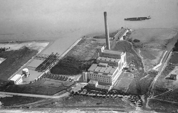 Termoelektrana Snaga i svetlost. Foto: Wikipedia