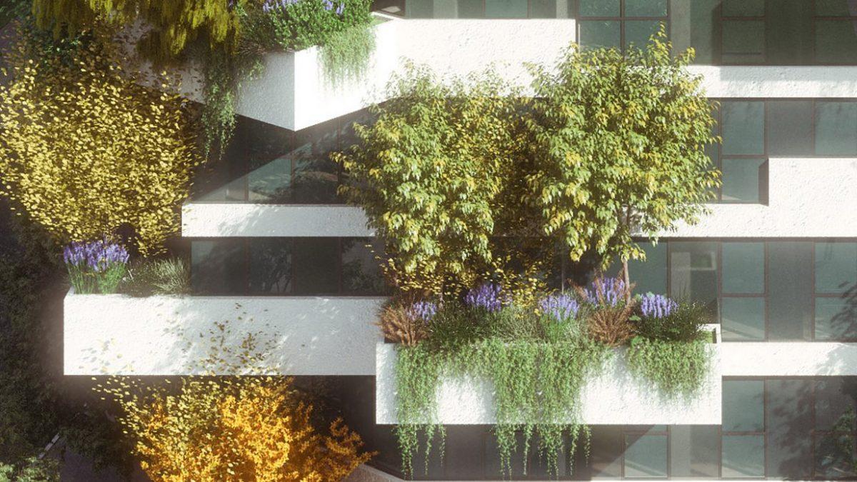 Tirana dobija vertikalnu šumu po projektu Stefano Boerija
