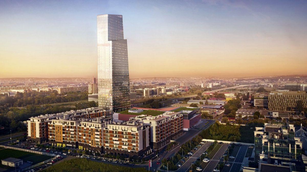 Kule nad Beogradom: 80 godina stremljenja ka oblacima