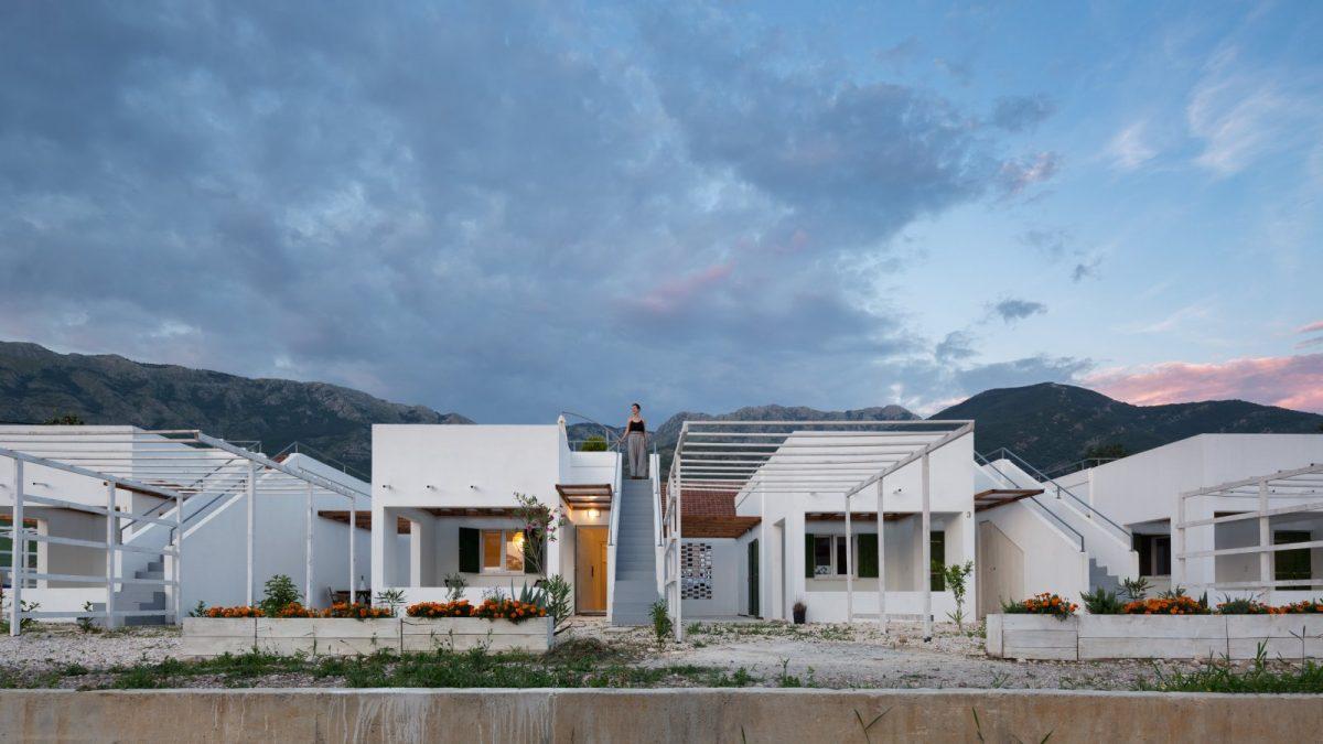 Letnje kuće u Kotoru / AKVS arhitektura