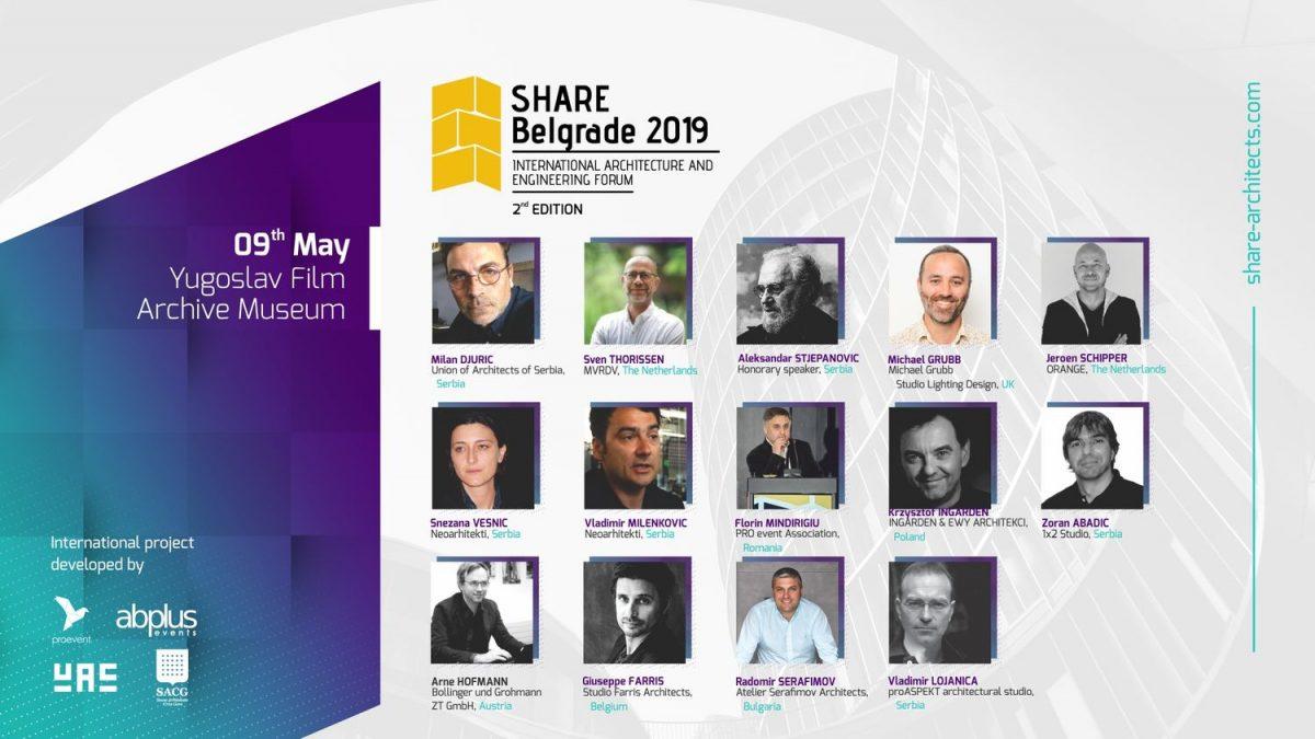 SHARE Beograd 2019: Drugo izdanje konferencije 9. maja