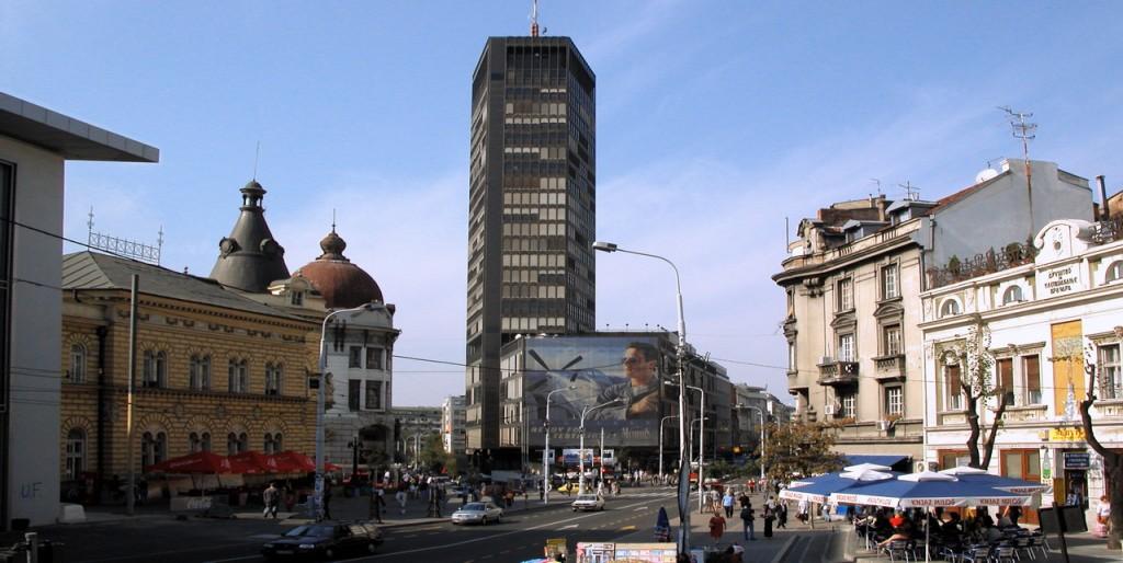 Beograđanka Slavi 45 Rođendan Prva Pametna Zgrada U Bivsoj