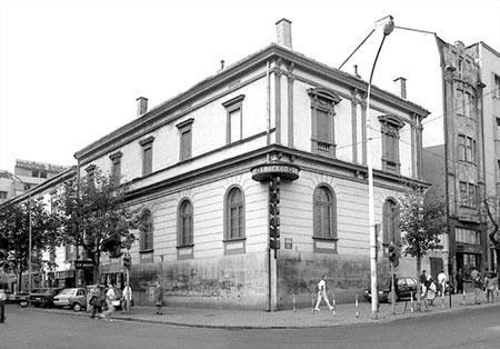 Stare fotografije objekta; Foto: Zavod za zaštitu spomenika kulture