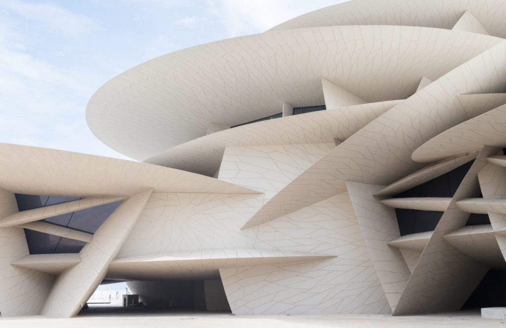Pustinjska ruža: Nacionalni muzej Katara otvoren za javnost