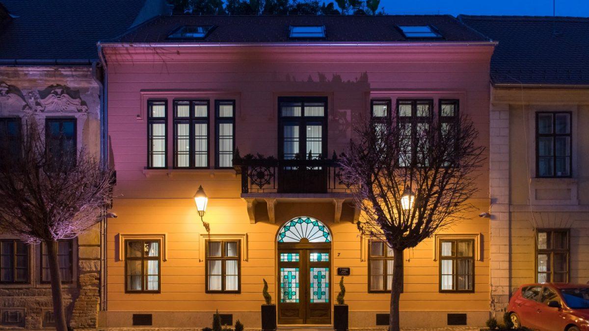 Kako je naš arhitekta od stare kuće u zidinama osiječke tvrđave napravio hotel