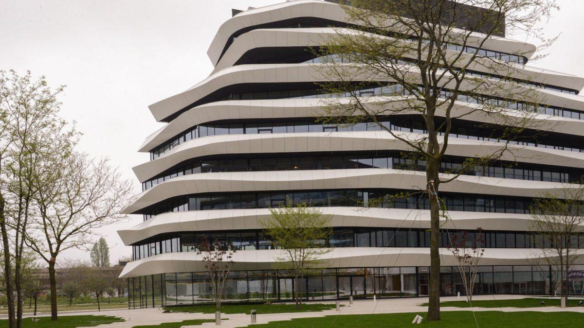Nordeusova nova pametna zgrada u Beogradu na 6.000 kvadrata