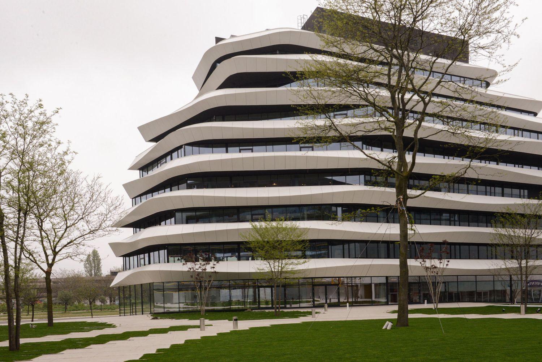 Nordeusova Nova Pametna Zgrada U Beogradu Na 6 000 Kvadrata