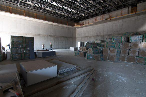 Impresivni Studio 1 od 600 kvadrata...