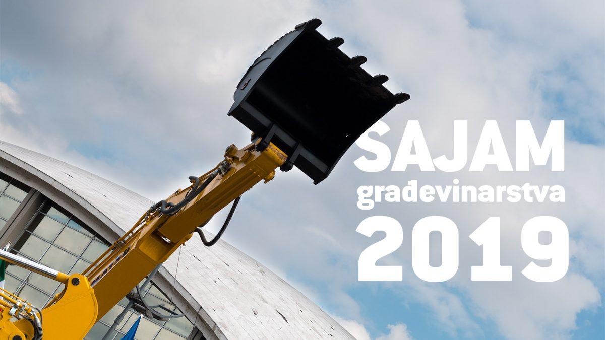 Sajam građevinarstva 2019: Od gradskih bagera, preko klima koje ne duvaju, do kuća za 100 evra po kvadratu