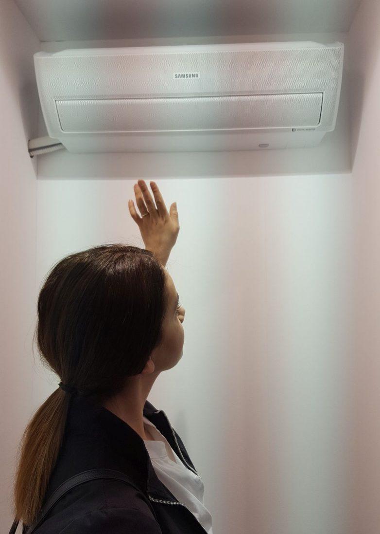 Samsung WindFree klima koja ne duva