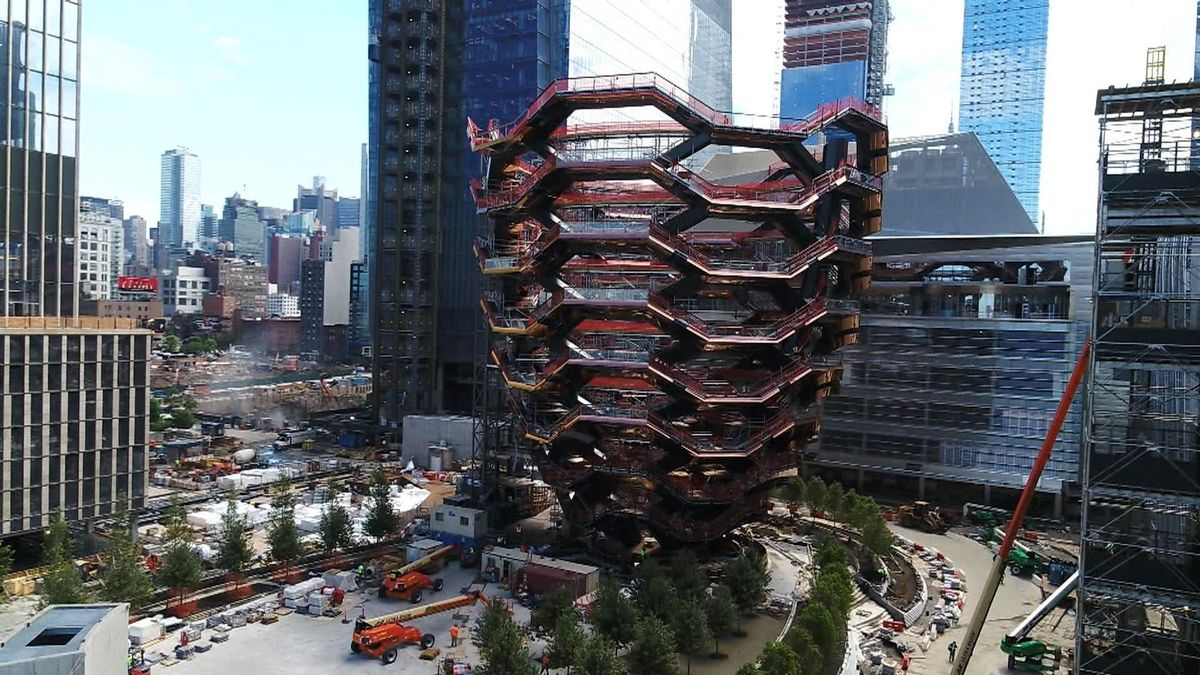 Vessel je promašaj ili remek-delo arhitekture Njujorka?
