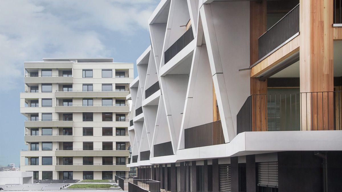 Ovako izgleda fasada od betona armiranog staklenim vlaknima
