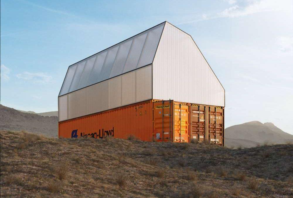 Kako je nadgradnjom kontejnera s recikliranim materijalima napravljen ekološki dom