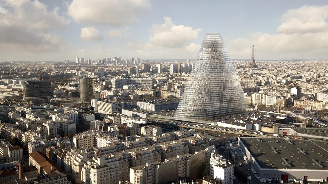 Pariz dobija novi neboder nakon skoro 50 godina, a projektovao ga je slavni arhitektonski biro
