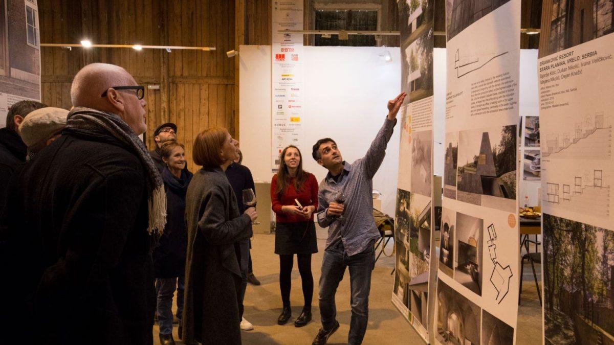 5 radova iz Srbije odabranih za nagradu Piranezi na izložbi u Kolektivu