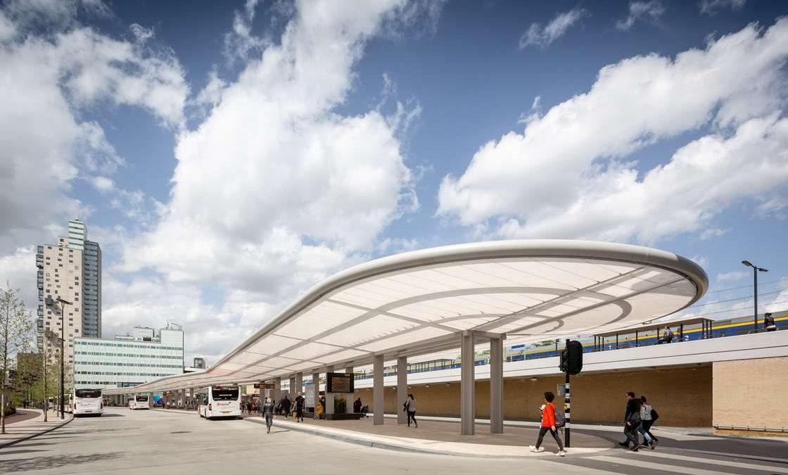 Ovako izgleda prva energetski samostalna autobuska stanica