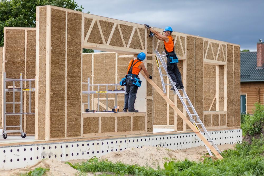 Balirana slama: Gradnja materijalom koji je (skoro) besplatan