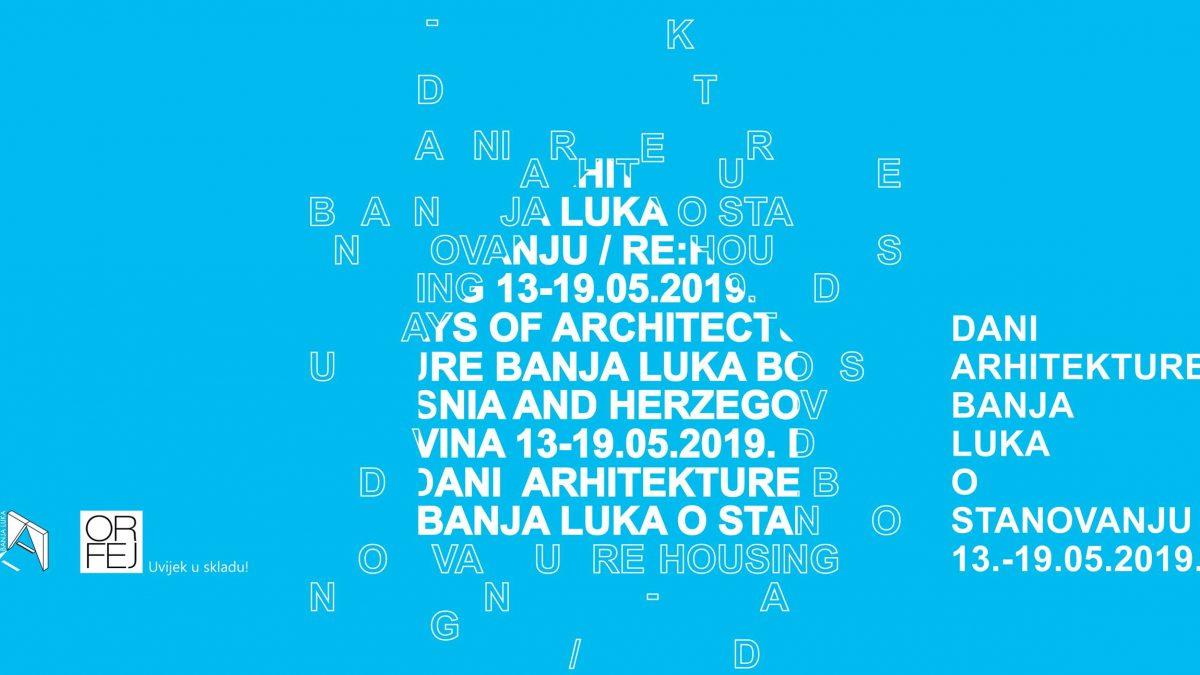 Dani arhitekture Banja Luka 2019