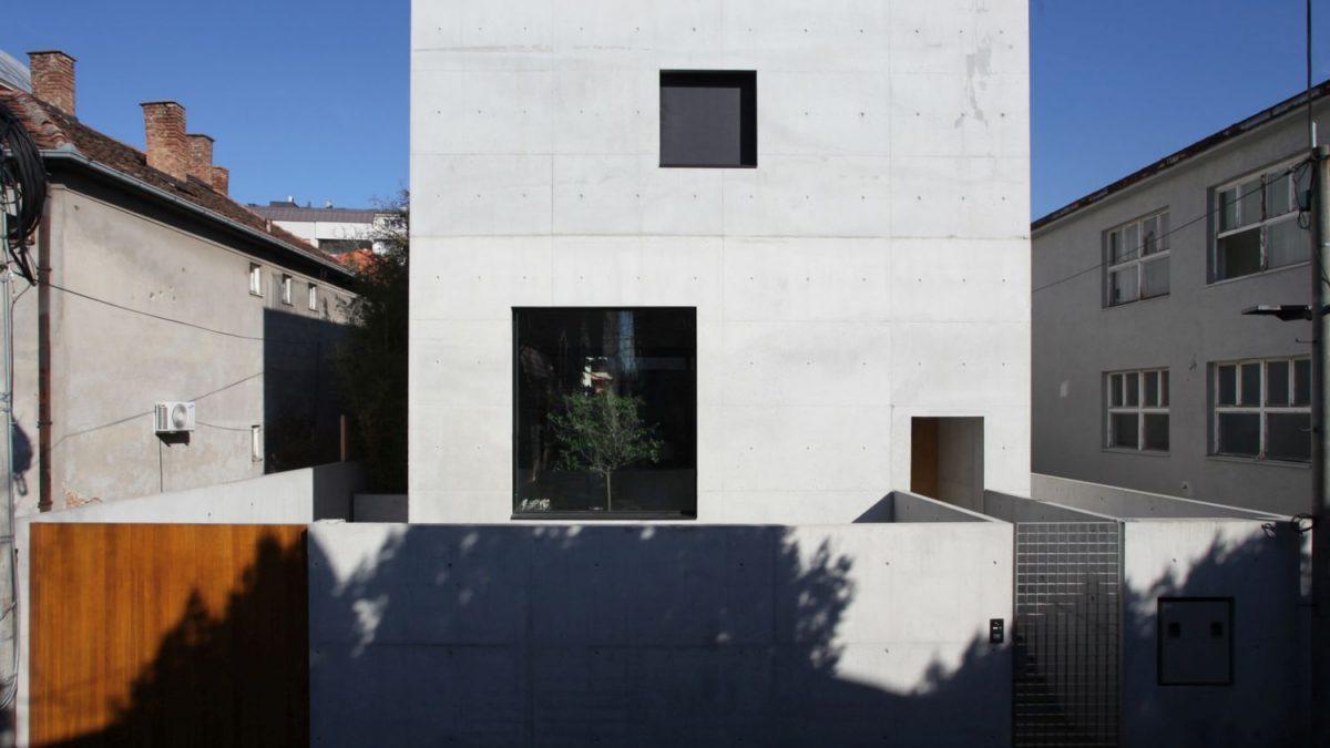Kuća u Tetovskoj / Dejan Miljković, Jovan Mitrović