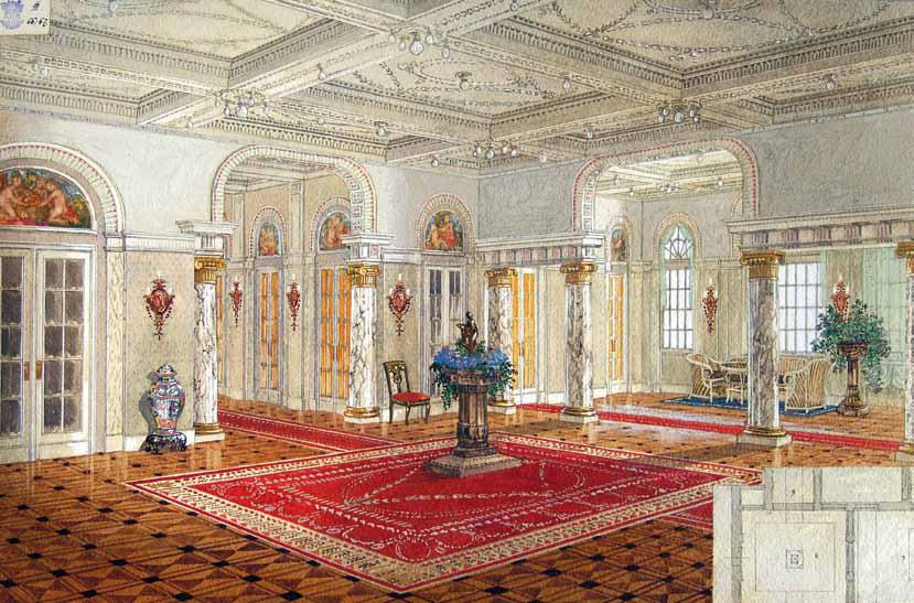 Katalog dostojan kralja: Otkriven projekat enterijera Novog dvora