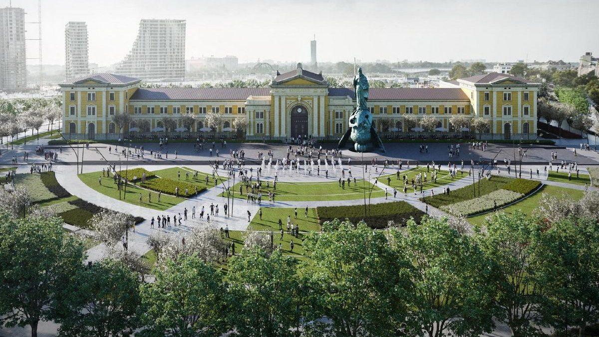 Savski trg ipak bez šinskog koridora – nova pozicija spomenika Stefanu Nemanji