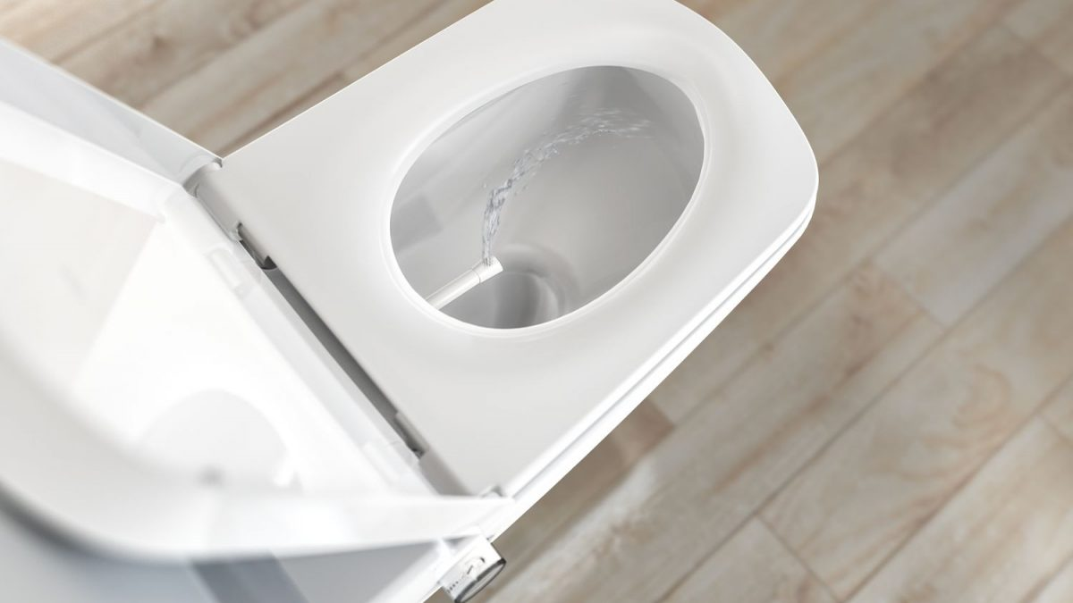Novo: TECEone WC s funkcijom bidea