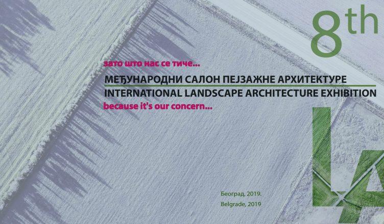 8. međunarodni Salon pejzažne arhitekture 2019. u Beogradu od 5. juna