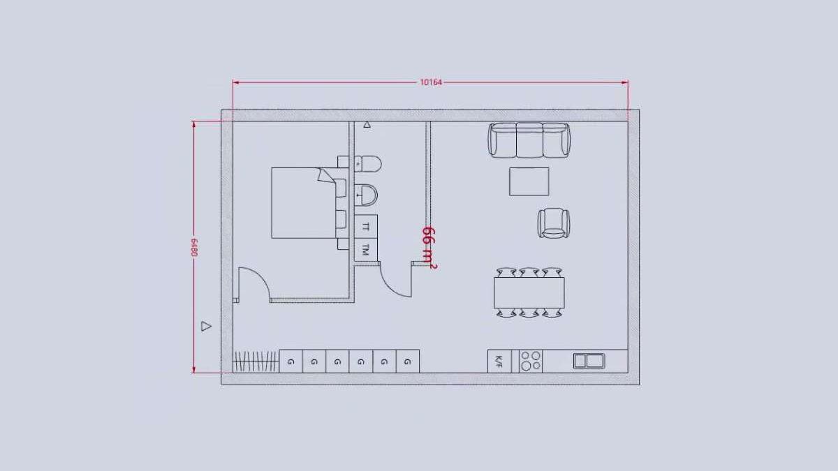 Softver koji sam rešava organizaciju prostora u stambenim objektima