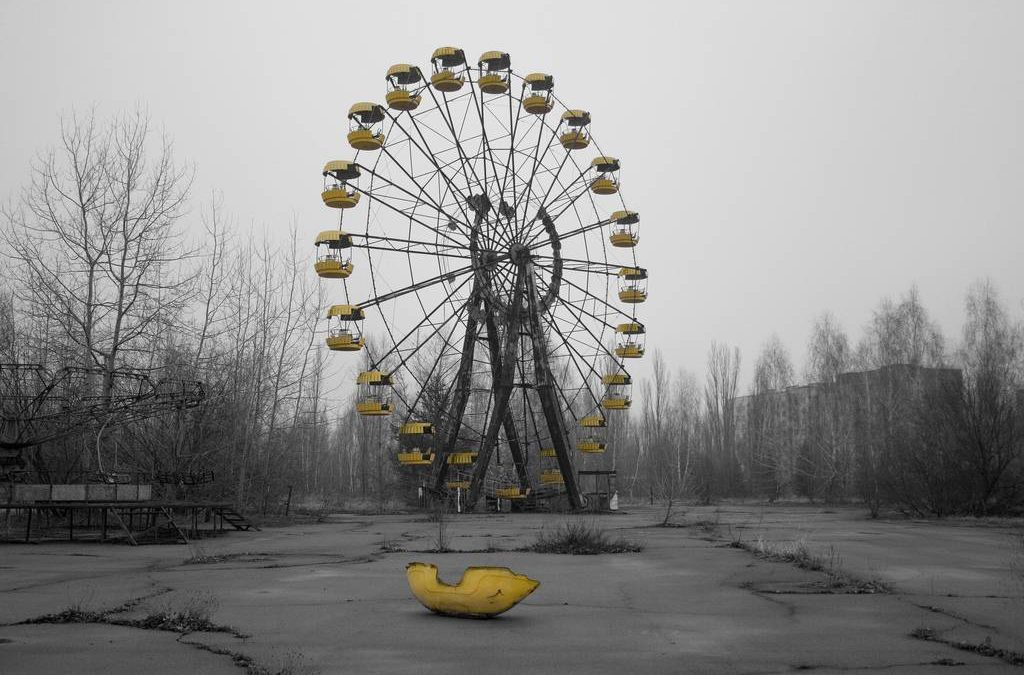 Prošlost, sadašnjost i budućnost arhitekture Černobilja
