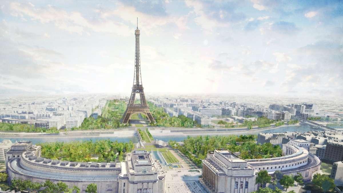 """Pariz najavio """"pošumljavanje"""" oko Ajfelove kule"""