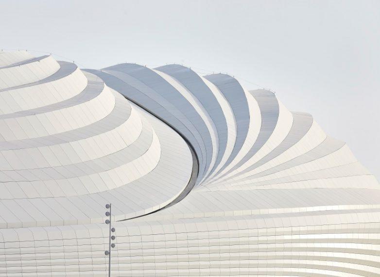 Stadion Al Wakrah u Kataru; foto: Vrhovni komitet - Supreme Committee for Delivery & Legacy