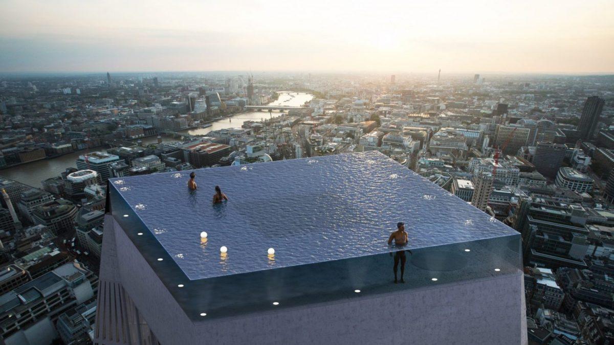 Ovako izgleda prvi beskonačni bazen s pogledom od 360 stepeni