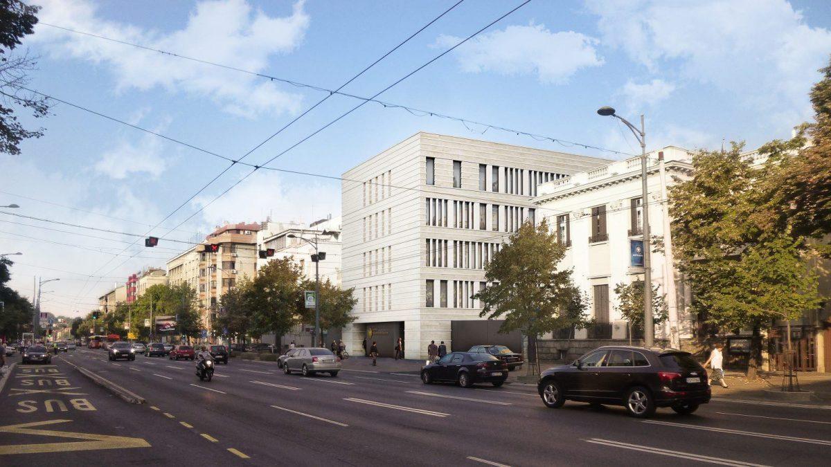 Kako je mogla, a kako će zaista izgledati nova ambasada Nemačke u Beogradu