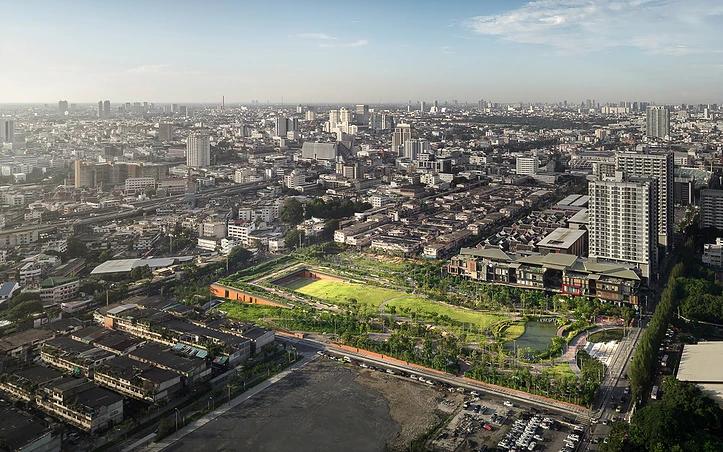 Parkovima protiv poplava: Pejzažna arhitektura u korist javne bezbednosti