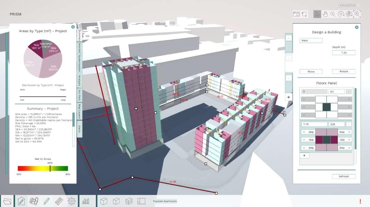 London ponudio aplikaciju otvorenog koda za projektovanje zgrada