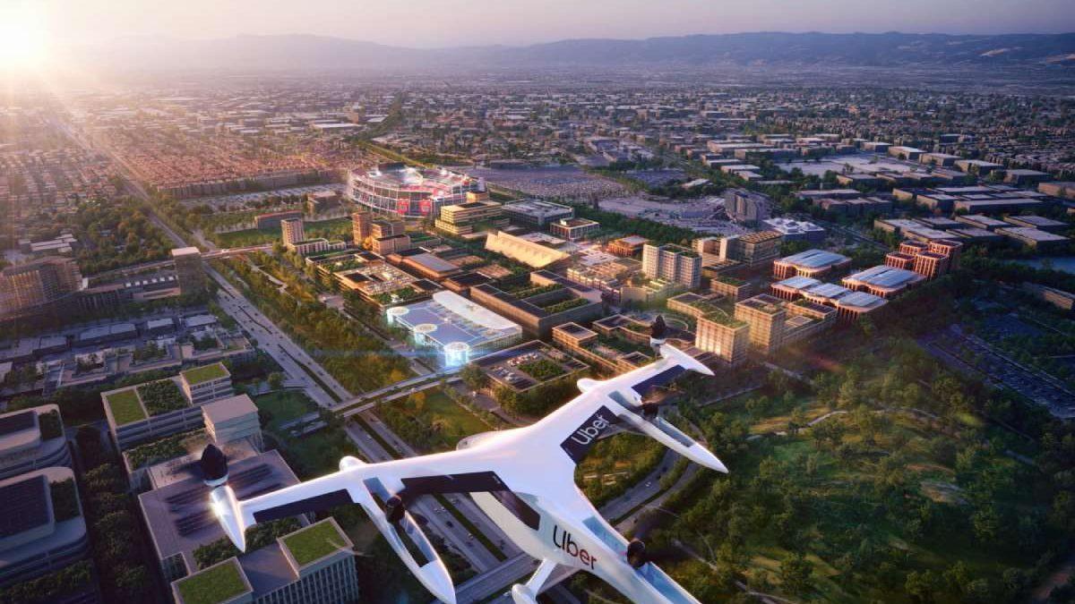 Uber dobija vazduhoplovnu bazu po projektu Normana Fostera